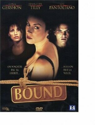Bound (Gina Gershon,Jennifer Tilly,Joe Pantaliano) DVD NEUF SOUS BLISTER