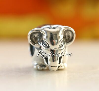 Pandora Sterling Silver Lucky Elephant Authentic Charm 791130 *RETIRED*