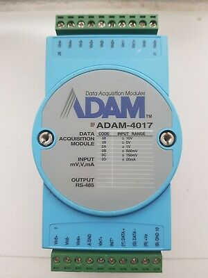 ADAM-4017 Industrial remote data acquisition module