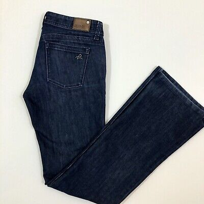 806039b20fa86 DL1961 MILANO BOOT Cut Sku #1158 Jeans 4 Way Stretch Women Sz 24 X ...