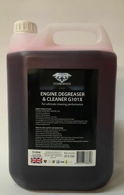 Concentrate Engine Degreaser / Parts Washer Fluid - 5 Litres. Dilute up to 20:1