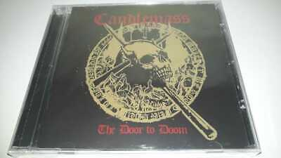 The Doors to doom by Candlemass (Cd, jewel case, Brazil, 2019) New/selead