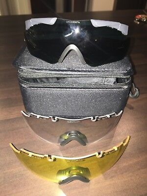 41169f814a Smith Optics Aegis Arc Elite Tactical Glasses with Interchangeable Lenses