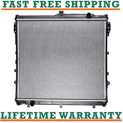 Radiator For Toyota Tundra Sequoia 2992