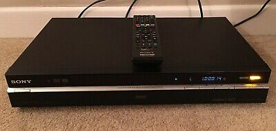 Sony Rdr-Hxd890 Dvd & Hdd Recorder 160Gb Hdd Dvb Freeview Player With Remote