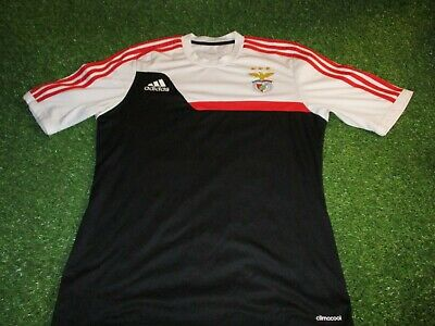 Sport Lisboa e Benfica sl portugal football medium mans adidas made jersey