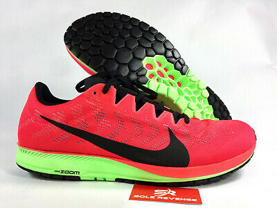 shop best sellers outlet sells NEW NIKE ZOOM Streak 7 Red Orbit/Black/Flash Crimson/Lime ...