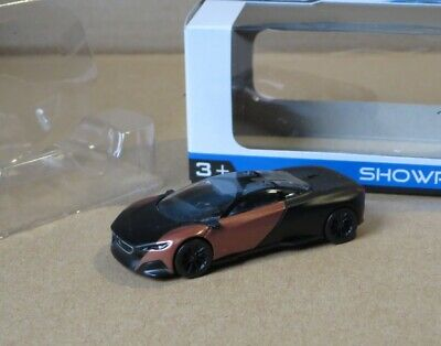 Norev Minijet 1:64 Showroom Peugeot Concept Car Onyx Brand new. 3 inches