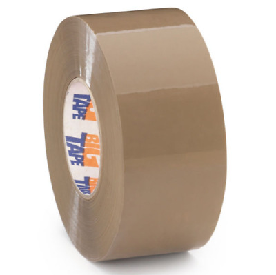 Brown Buff Parcel Packing Tape Extra Long 48Mm X 150M Sellotape Carton Sealing