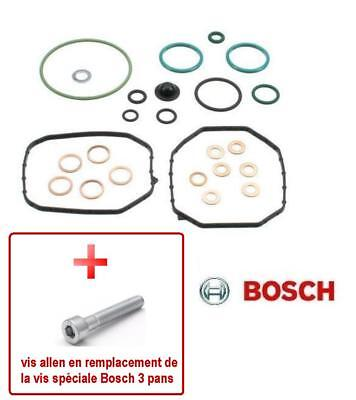Pochette de joints pompe à injection BOSCH BMW AUDI VOLKSWAGEN VW RENAULT GOLF