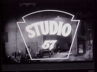 RARE DVD SET = STUDIO 57 (Rare 1950s Anthology) w/case  (NOT FROM TV RERUNS)