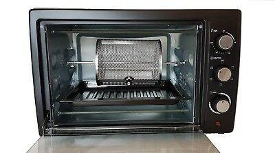 NEW Coffee Bean Peanut BBQ Grill Cage Rotisserie Drum for Roaster Oven AU Seller