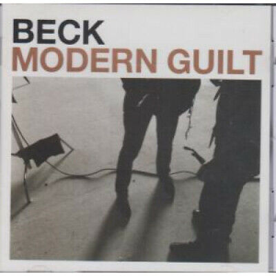BECK Modern Guilt CD Europe Xl 10 Track (Xlcd369)