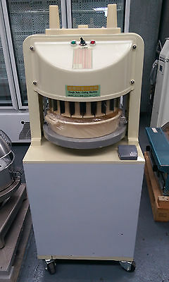 Commercial Automatic Dough Cutting Machine 36 Slices Ex-display