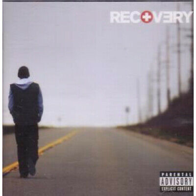 EMINEM Recovery CD Europe Aftermath 16 Track (0602527394527)