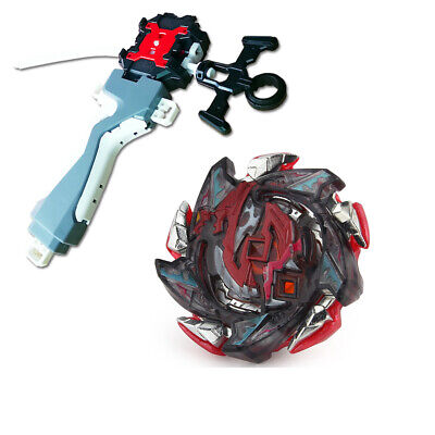 Burst Beyblade Hell Salamander.12.Op Rapidity B-113 With Two-way Launcher Grip