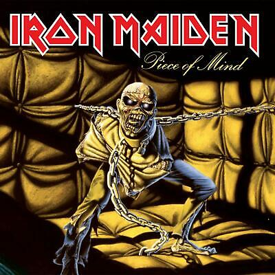 Piece Of Mind by Iron Maiden Audio CD [Sanctuary Records] BEST SELLER