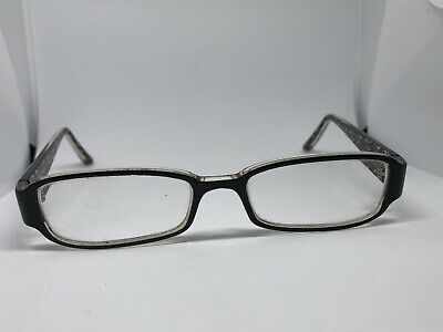 a861eec764 Pre-Owned Coach Avery Black 625 LADIES Eyeglass SLEEK Glasses Frames Rx 130