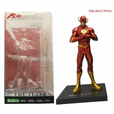 Kotobukiya Justice League Artfx Marvel The Flash New 52 Statue Action Figure Toy