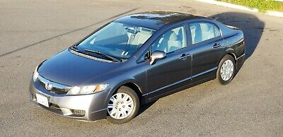2011 Honda Civic GX 1 Owner, CNG, Runs Excellent, Great Condition, Drive Anywhere