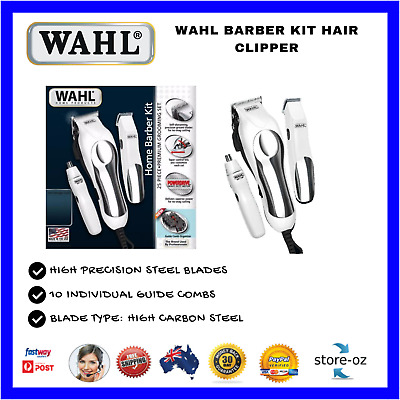 New Wahl Hair Clippers Beard Trimmer Set Cordless Grooming Shaver Professional