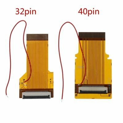 Replace 32Pin 40 Pin LCD Backlight Ribbon Cable for GBA SP Backlit Screen Mod