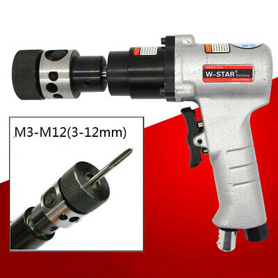 PM-800 Pneumatic Gun Type Tapping Machine M3-M12 Pneumatic Drill Tapping Tools