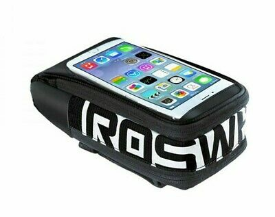 be9e1ee7f13 Bicycle Bags Panniers MTB Road Bike Touch Screen Cycling Front Tube Frame  Bag