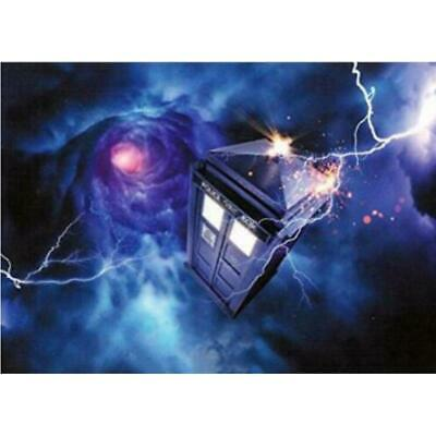 """5D DIY Diamond Embroidery Painting Full Square/Round Drill """"Dr Who telephone ..."""