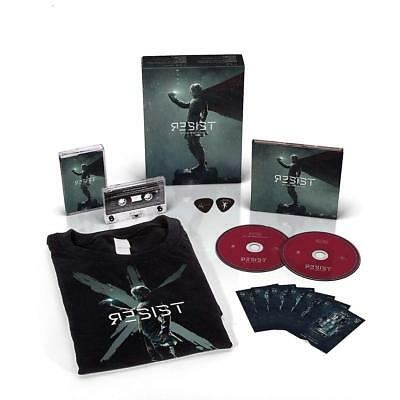 Within Temptation - Resist (Limited  Fanbox M Shirt)  3 Cd New