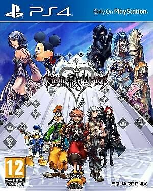 Video Gioco Ps4 Kingdom Hearts Hd 2.8 Multilingue Italiano Playstation