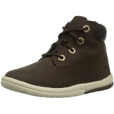 d1a7bd3d78fc TIMBERLAND TODDLER EARTHKEEPERS Asphalt Trail Tall Brown Suede Boot ...