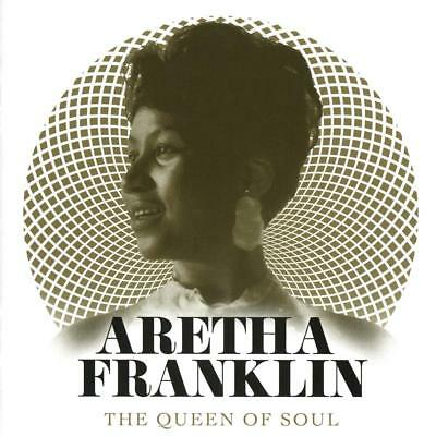 Aretha Franklin - The Queen Of Soul  2 Cd New