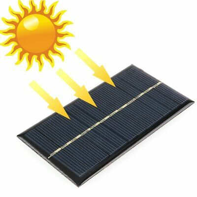 Alert Mini 6v 1w Solar Panel Bank Solar Power Panel Module Diy Power For Light Battery Cell Phone Toy Chargers Portable Electronic Components & Supplies Active Components