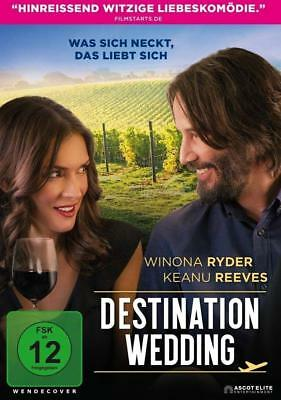 Destination Wedding - Reeves,Keanu   Dvd New