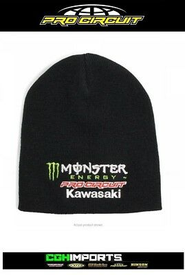 d0a6818a3ef PRO CIRCUIT TEAM Monster Energy Beanie Hat Headwear Cgh Imports Uk ...