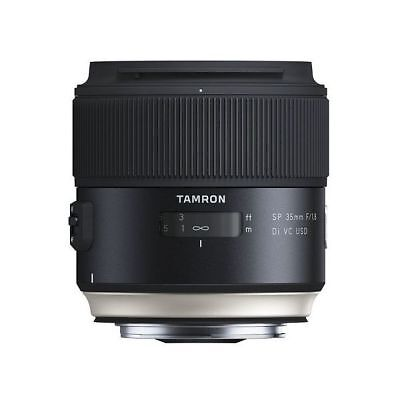 Near Mint! Tamron AF SP 35mm f/1.8 Di VC USD for Canon F012E - 1 year warranty