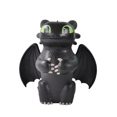 How to Train Your Dragon 3 Toothless Popcorn Bucket 64oz Movie Collection Gifts