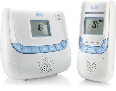 Baby Monitor Nuk DECT Eco Control +