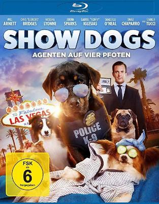 Show Dogs    Blu-Ray New