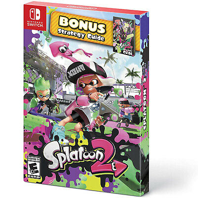 Splatoon 2 - Starter Pack Switch [Brand New]