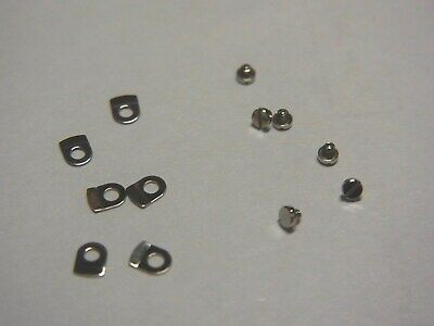 3 x Tabs Set For Seagull Chronograph Movement TY2901 2902 2903 ST1903 1902 1903