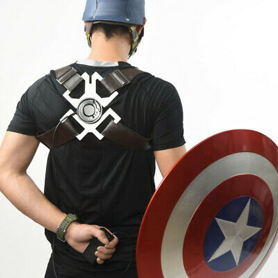 Captain America WEARABLE Electromagnetic belt upgrade kit for 1:1 Shield Cosplay