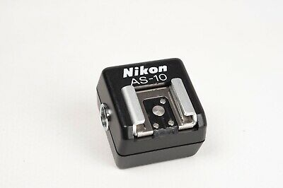 Nikon AS-10 TTL Multi-Flash Adapter