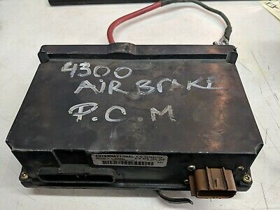 INTERNATIONAL BODY CONTROL MODULE Pollak #32288