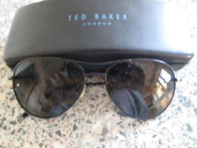 1e1217f3fd TED BAKER SUNGLASSES + Case Cole 1453 001 Category 3 Brown - EUR 57 ...
