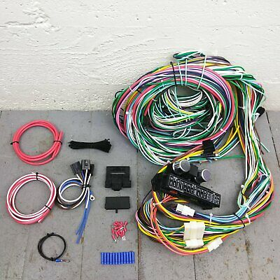 1967 - 1972 Chevy Truck Wire Harness Upgrade Kit fits painless ... Harness Pontiac Gto Wire on