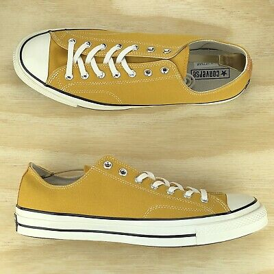 e9b8be1ffffc Converse Chuck Taylor All Star Low 70 1970s Sunflower Yellow 151229C Size 13