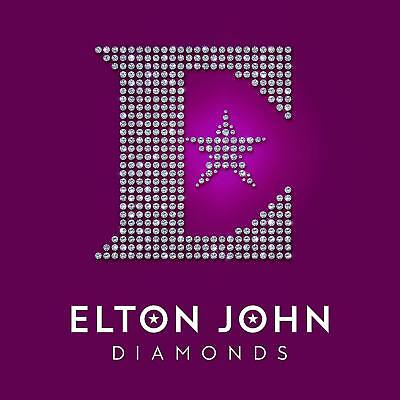 Elton John - Diamonds   Cd New
