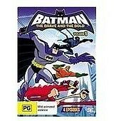 Batman: The Brave And The Bold - Volume 1 - Brand New & Sealed (R4) Animated Dvd
